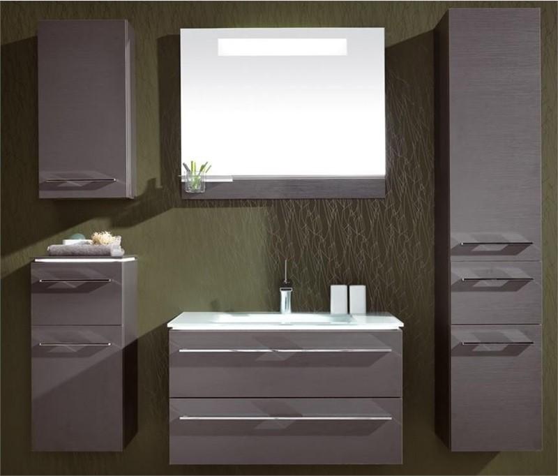 badmobel leonardo, badzimmermöbel leonardo 109 | badewell, Design ideen